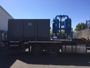 Airtec Sends Oilfree Application to Scotland For longterm hire agreement